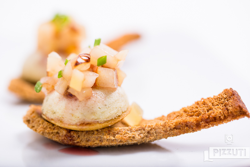 food photography from capers catering