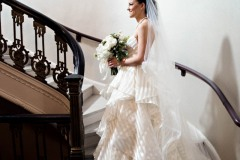 portrait-bride-steps-fairmont-copley