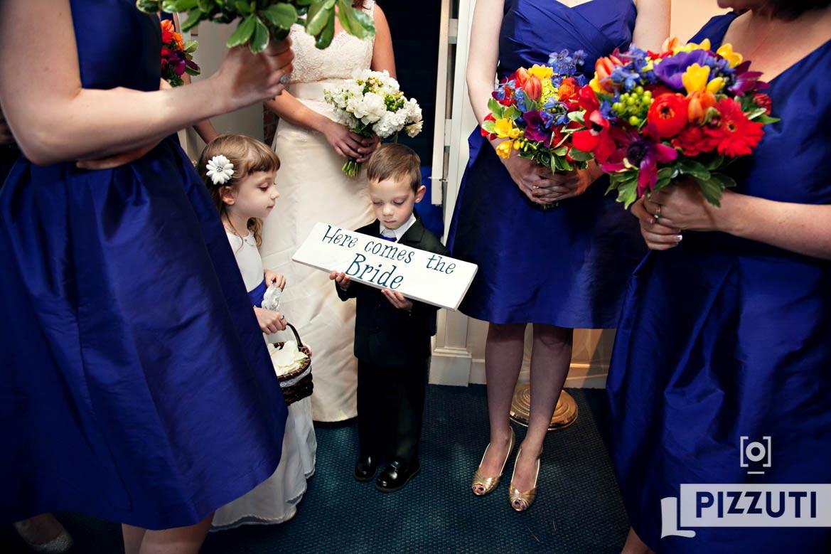 wedding-bride-bridesmaids-gown-flowers