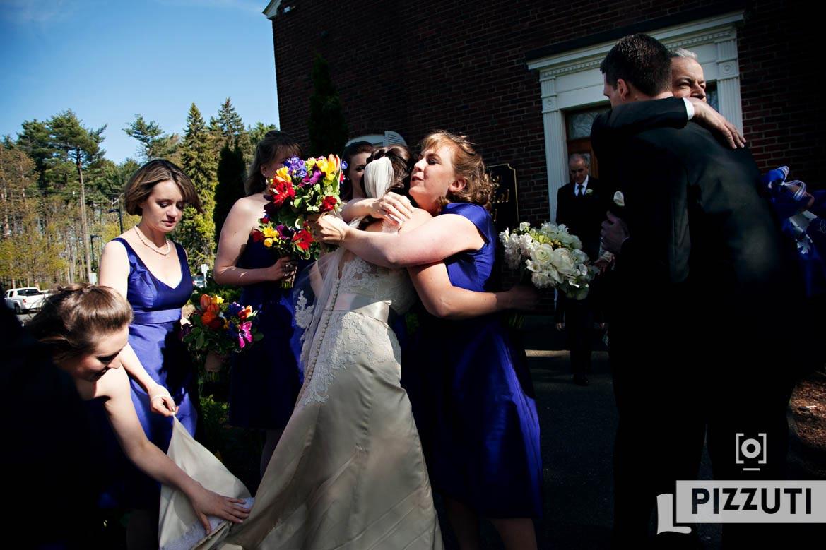 wedding-bride-groom-guest-outdoors