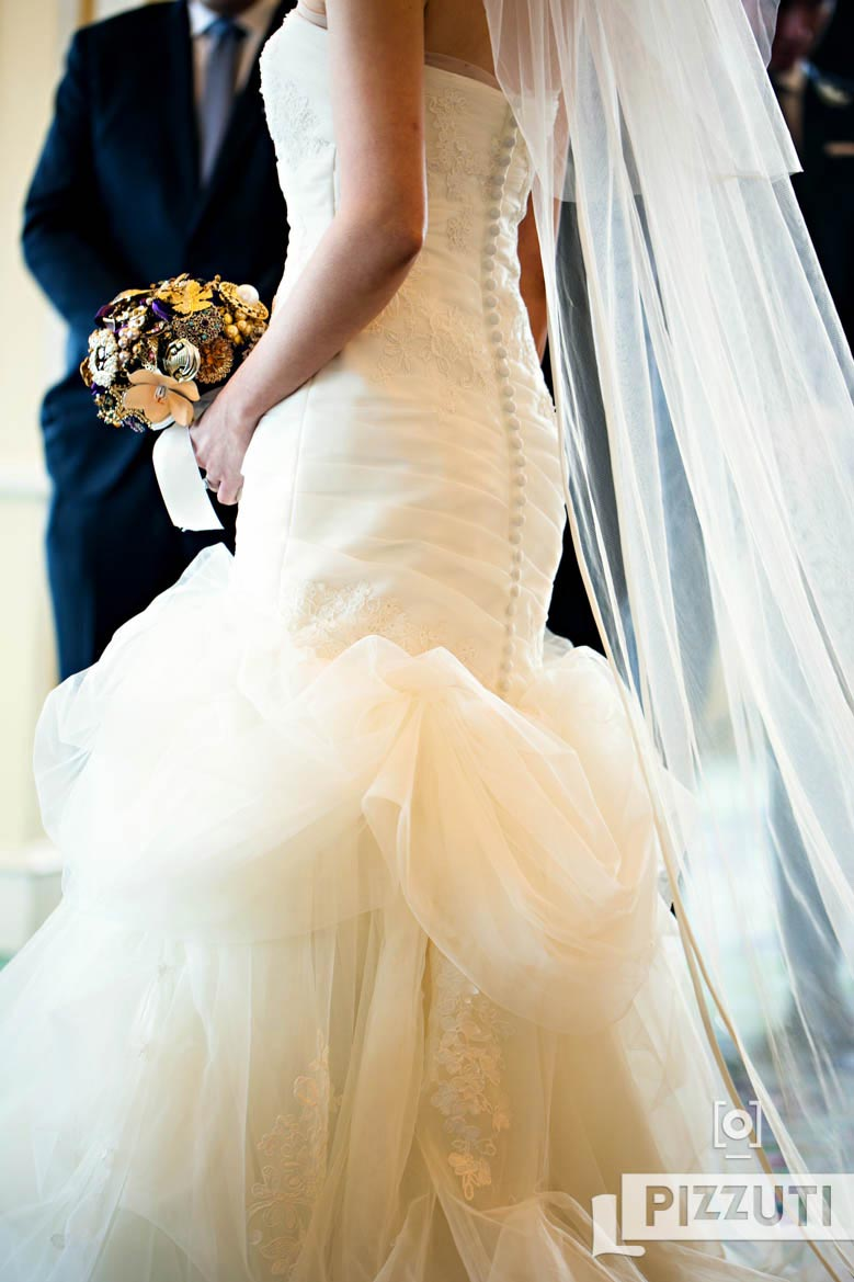 Brooch Bouquet Boston Harbor Hotel