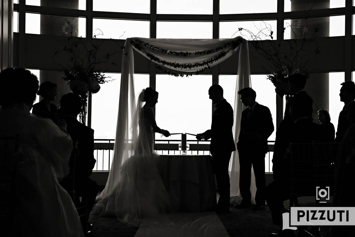Wedding Ceremony Boston Harbor Hotel