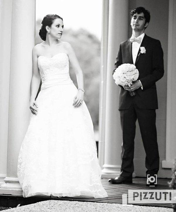 lyman estate wedding photo