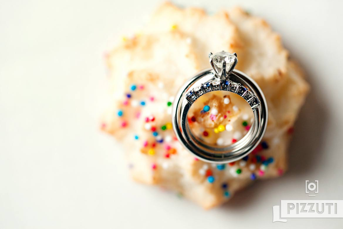 details of your wedding rings are part of our photography