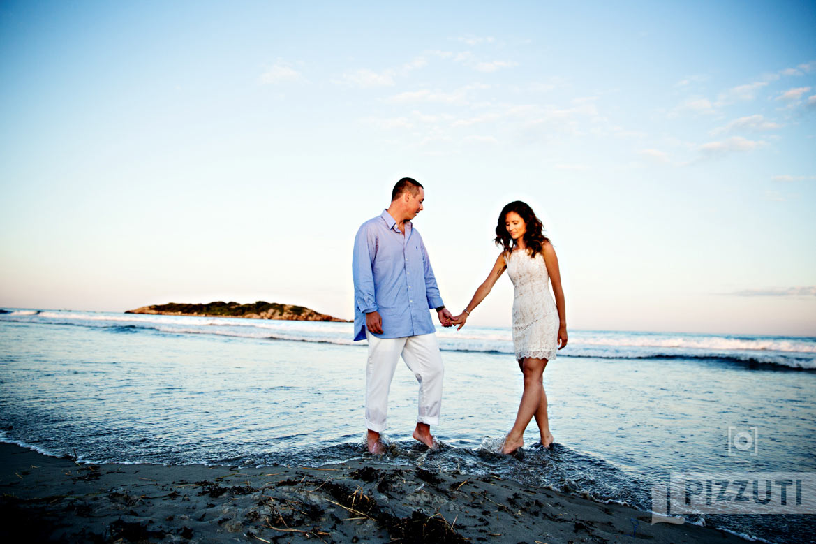 Good Harbor Beach - Gloucester Engagement Session