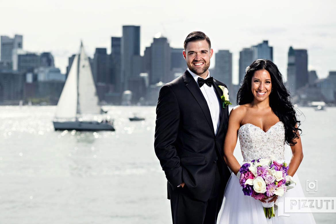 Hyatt Boston Harbor Wedding - Kelsey and Paul