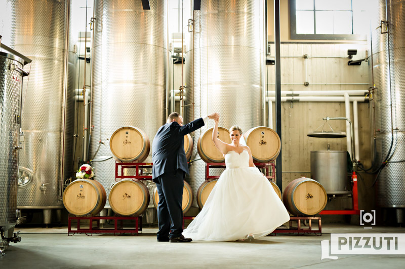 Kate and Stavros are married! | LaBelle Winery, NH