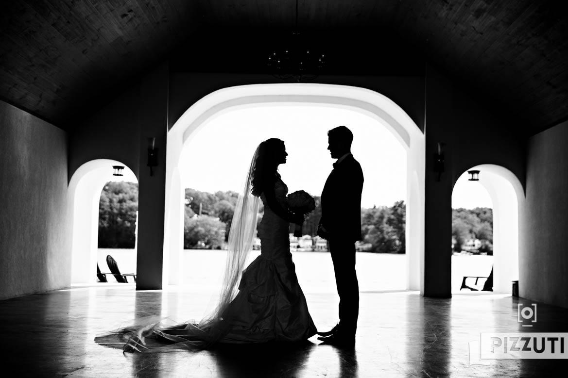 lake pearl wedding