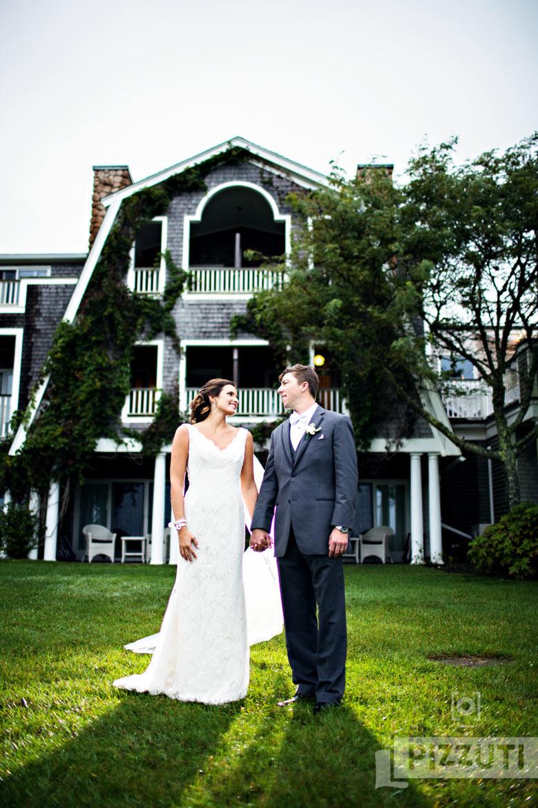 Old Whaling Church MV Wedding