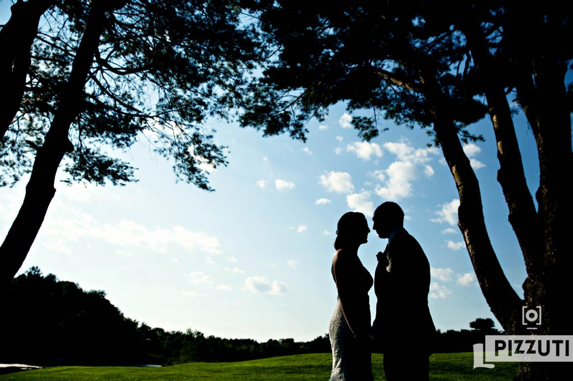 Spring Valley Country Club Wedding - Joe & Elizabeth