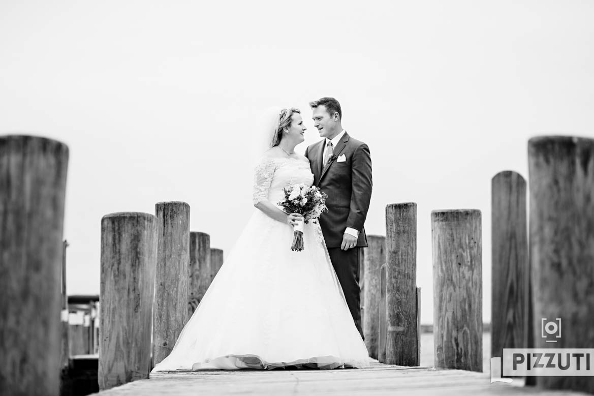 Martha's Vineyard Ag Hall Wedding