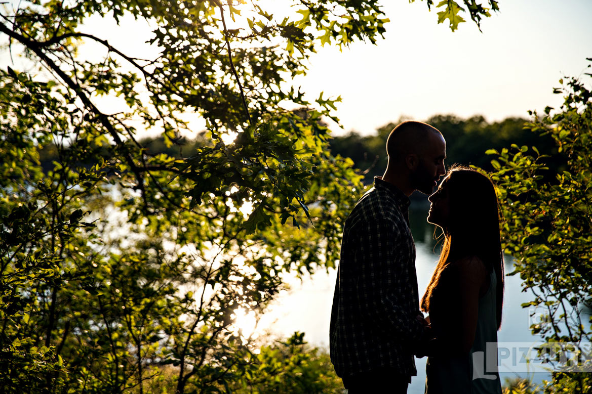 Rockport, MA engagement session