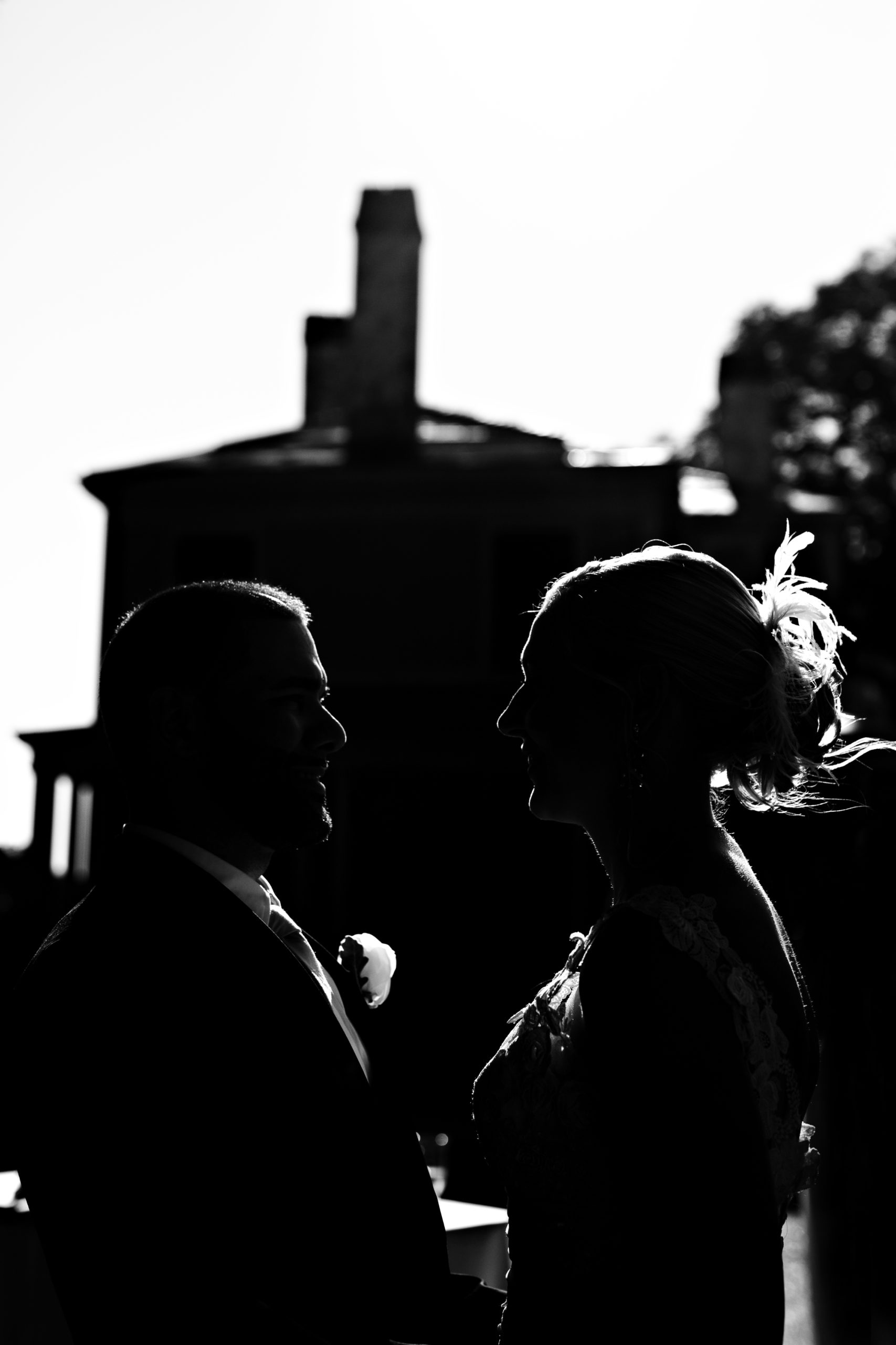 Lyman Estate Wedding | G + S