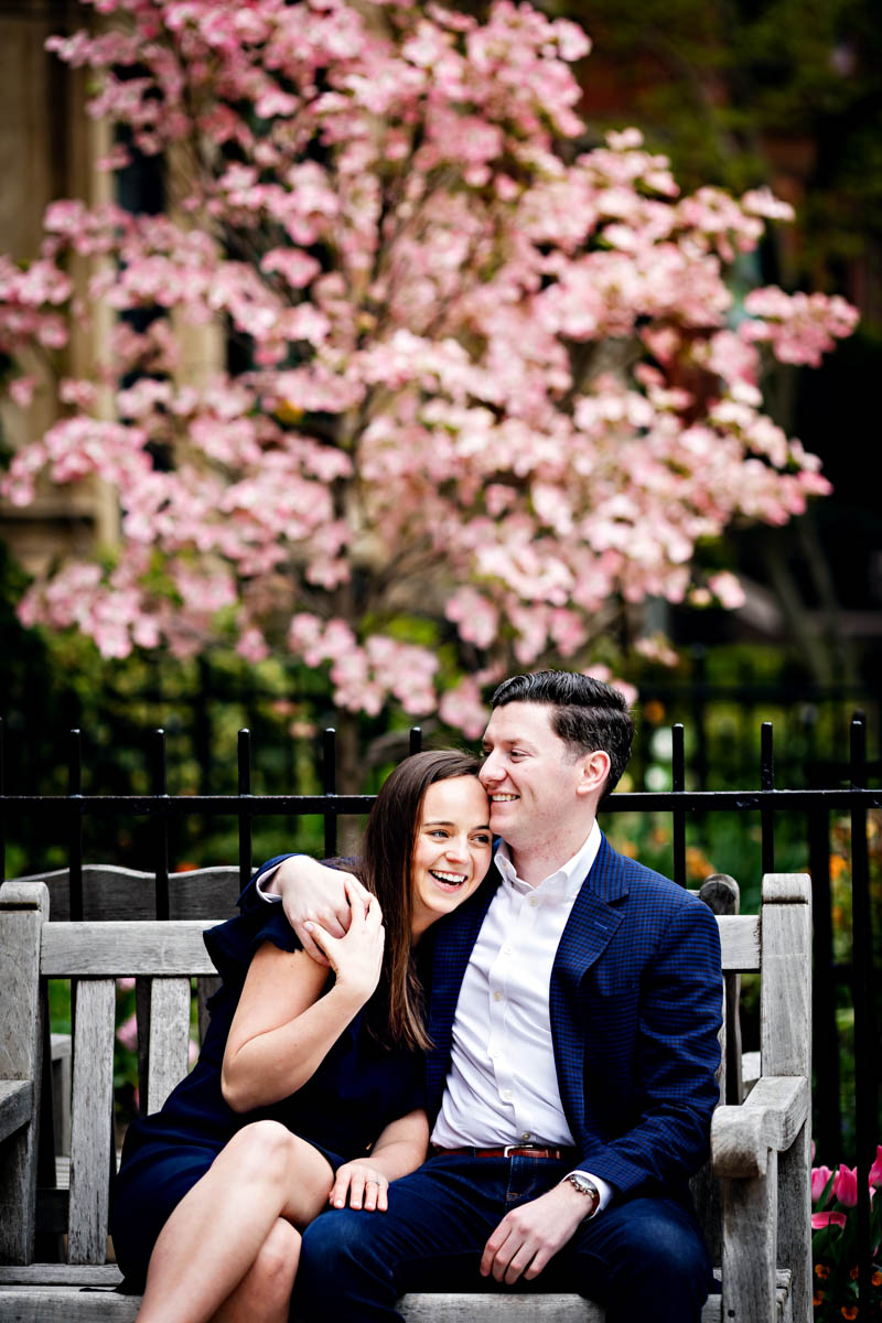 Engagement Session Boston's South End