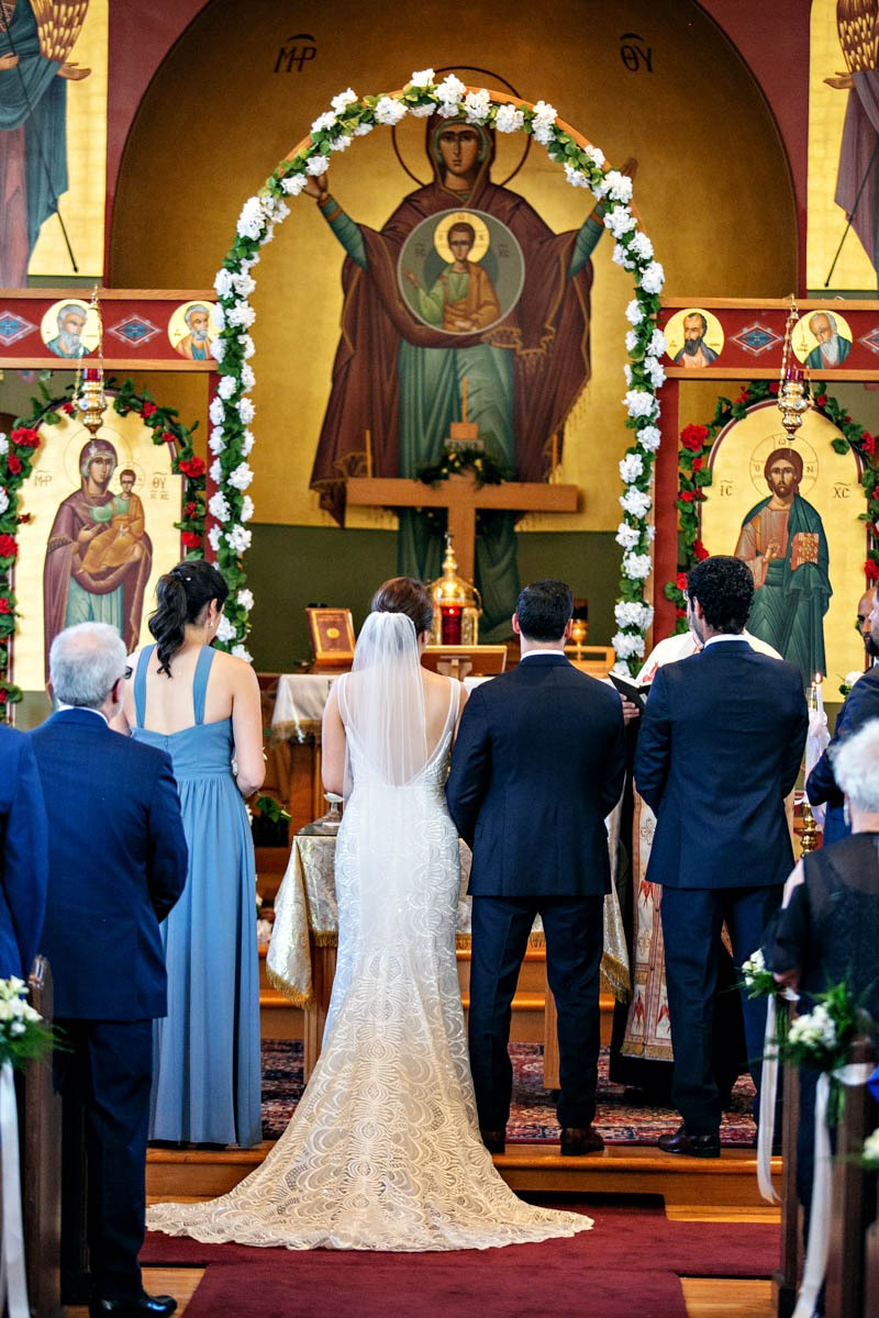 A+M | Greek Orthodox Wedding Ceremony