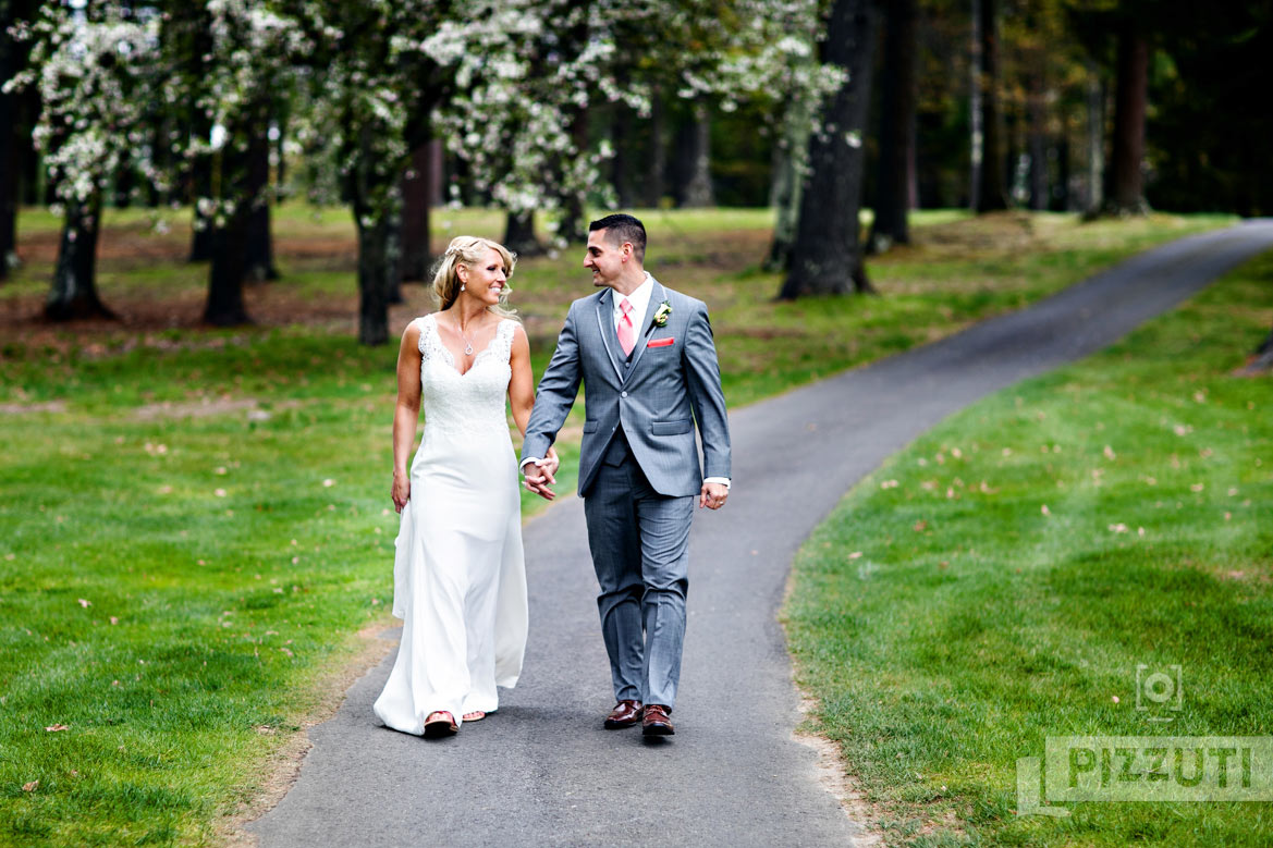 international golf club wedding