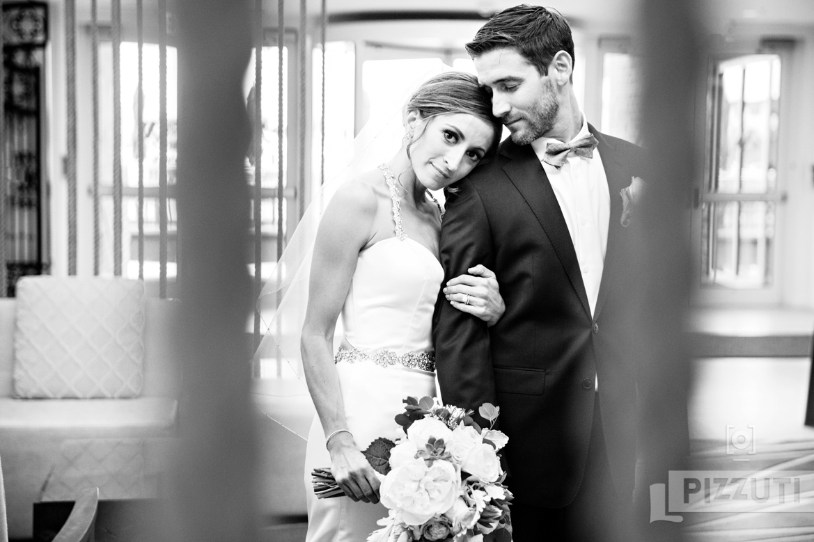 Newport Marriott Wedding - Brian and Chelsey