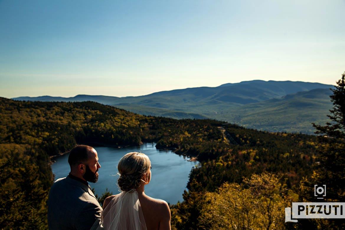 Loon Mountain Wedding – Christina and Bryan