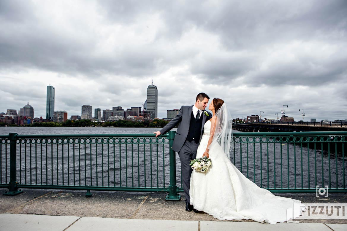 Courtyard Boston Downtown Wedding - Katie & Mike