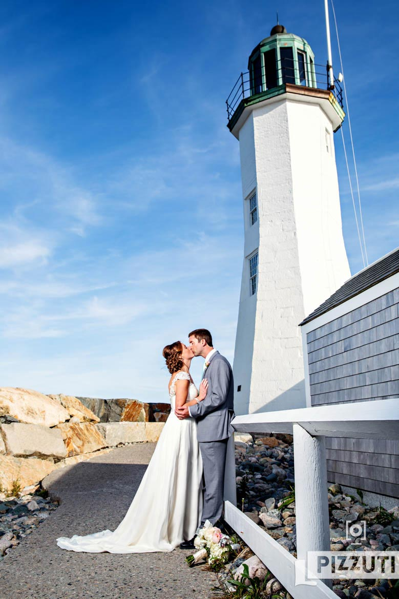 Scituate Wedding - Atlantica Reception - Jenna + Sam