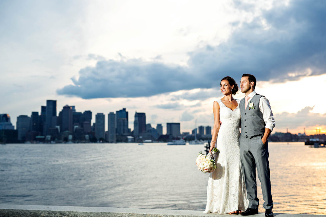 Boston Hyatt Regency Wedding