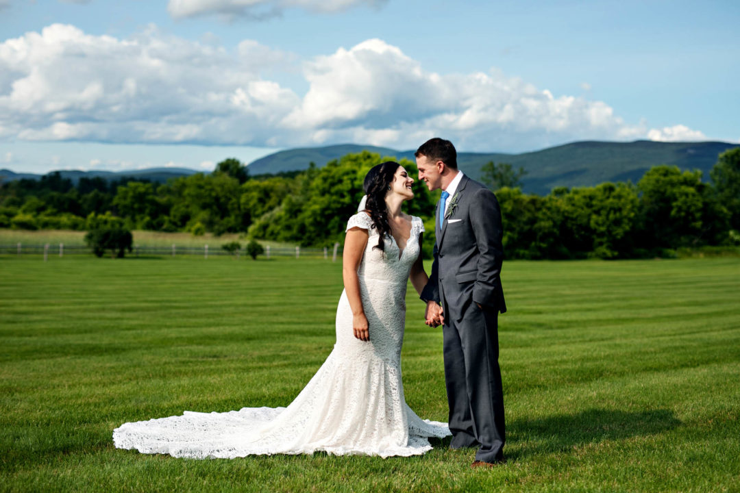 Vermont Farm Wedding
