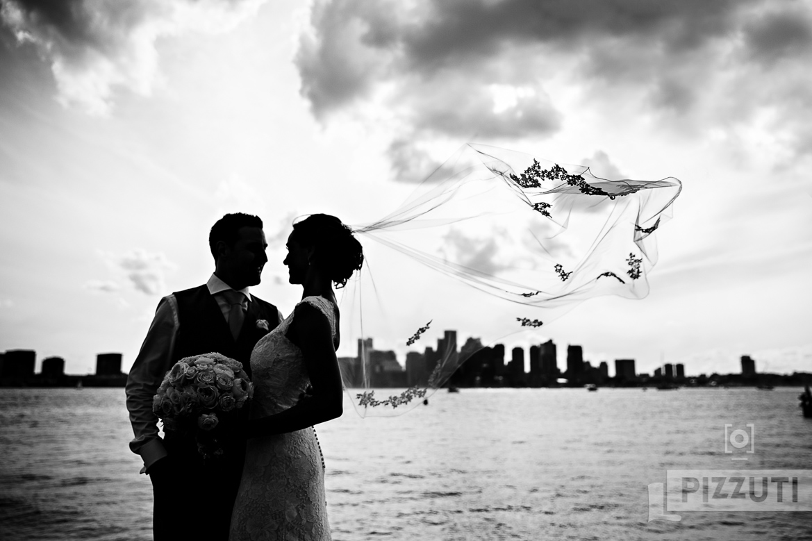wedding hyatt regency boston harbor